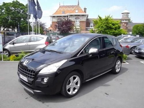 Peugeot 3008 d'occasion (10/2009) disponible à Villeneuve d'Ascq