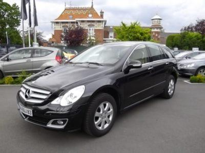 Mercedes CLASSE R d'occasion (06/2006) en vente à Villeneuve d'Ascq