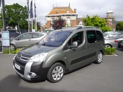 Citroen BERLINGO d'occasion (11/2008) disponible à Villeneuve d'Ascq