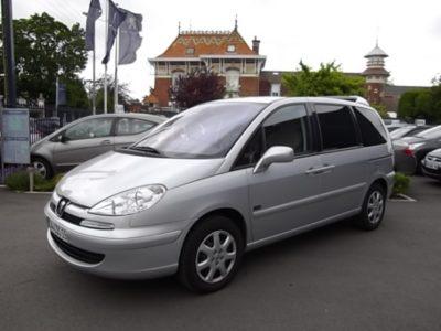 Peugeot 807 d'occasion (02/2006) en vente à Villeneuve d'Ascq