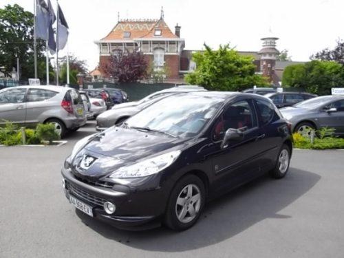 Peugeot 207 d'occasion (07/2009) en vente à Croix
