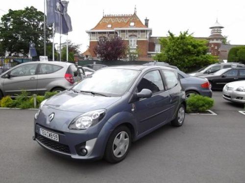 Renault TWINGO II d'occasion (10/2007) en vente à Croix