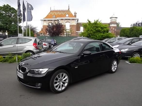 BMW SERIE 3 COUPE d'occasion (01/2008) disponible à Villeneuve d'Ascq