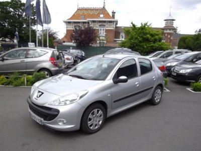 Peugeot 206+ d'occasion (09/2010) en vente à Villeneuve d'Ascq