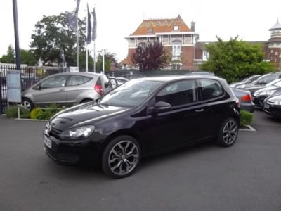 Volkswagen GOLF VI d'occasion (12/2010) disponible à Villeneuve d'Ascq