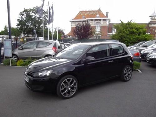 Volkswagen GOLF VI d'occasion (12/2010) disponible à Villeneuve d'Ascq