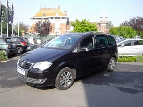 Volkswagen TOURAN d'occasion (05/2007) disponible à Villeneuve d'Ascq