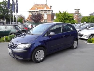 Volkswagen GOLF + d'occasion (06/2006) disponible à Villeneuve d'Ascq