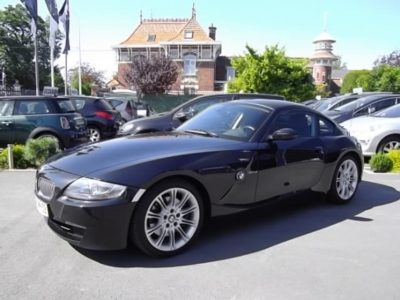 BMW Z4 COUPE d'occasion (12/2006) disponible à Villeneuve d'Ascq