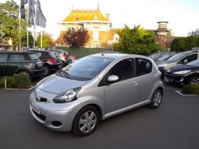 Toyota AYGO d'occasion (09/2010) en vente à Villeneuve d'Ascq