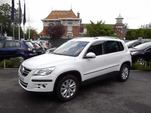 Volkswagen TIGUAN d'occasion (07/2010) disponible à Villeneuve d'Ascq