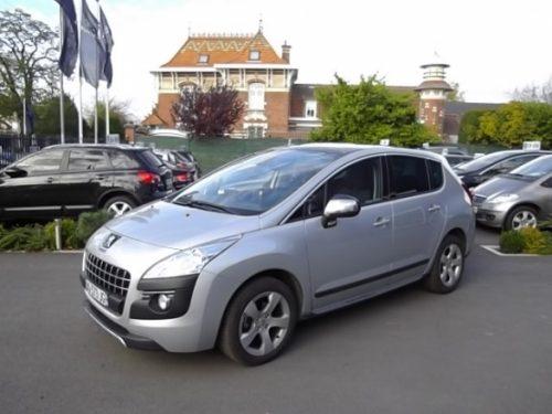 Peugeot 3008 d'occasion (04/2010) disponible à Villeneuve d'Ascq