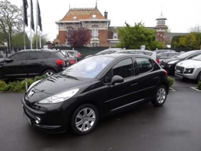 Peugeot 207 d'occasion (04/2008) disponible à Villeneuve d'Ascq