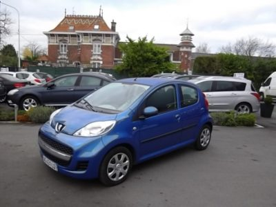 Peugeot 107 d'occasion (05/2010) disponible à Villeneuve d'Ascq