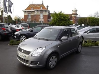 Suzuki SWIFT d'occasion (02/2010) disponible à Villeneuve d'Ascq