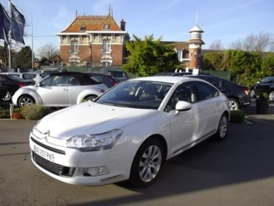 Citroen C5 d'occasion (09/2010) disponible à Villeneuve d'Ascq