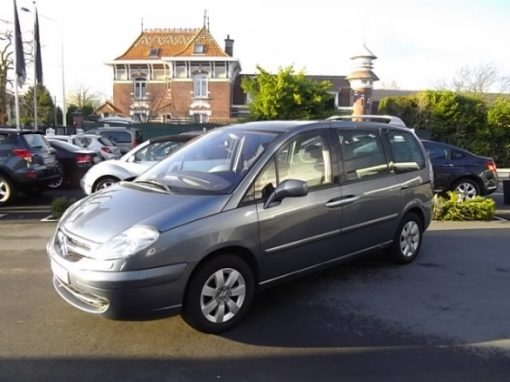 Citroen C8 d'occasion (02/2007) disponible à Villeneuve d'Ascq