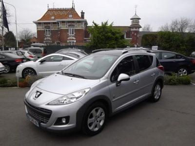Peugeot 207 SW d'occasion (11/2010) en vente à Villeneuve d'Ascq