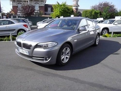 BMW SERIE 5 d'occasion (10/2010) disponible à Villeneuve d'Ascq