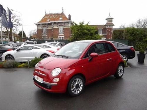 Fiat 500 d'occasion (11/2011) en vente à Villeneuve d'Ascq