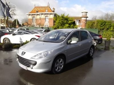 Peugeot 307 d'occasion (05/2007) disponible à Villeneuve d'Ascq