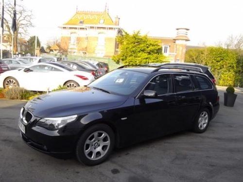 BMW SERIE 5 TOURING d'occasion (03/2007) en vente à Villeneuve d'Ascq