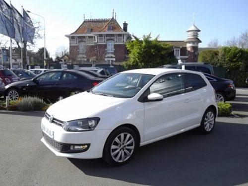 Volkswagen POLO d'occasion (10/2010) en vente à Villeneuve d'Ascq