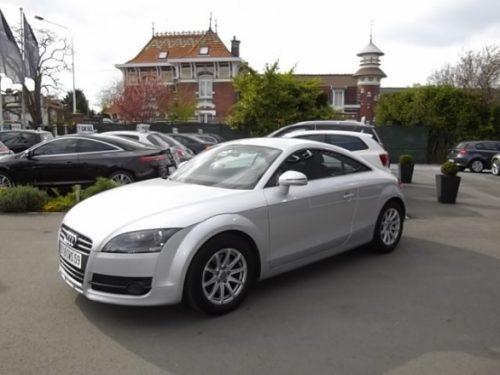 Audi TT d'occasion (11/2007) en vente à Villeneuve d'Ascq