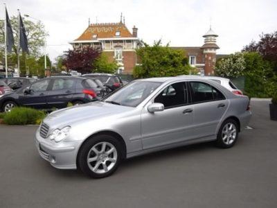 Mercedes CLASSE C d'occasion (04/2006) en vente à Croix