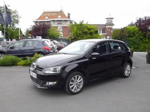 Volkswagen POLO d'occasion (11/2009) en vente à Villeneuve d'Ascq