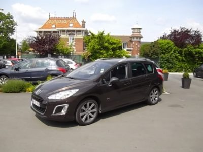 Peugeot 308 SW d'occasion (10/2011) en vente à Villeneuve d'Ascq
