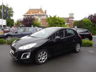 Peugeot 308 d'occasion (01/2012) en vente à Villeneuve d'Ascq