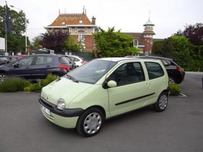 Renault TWINGO d'occasion (12/2006) disponible à Villeneuve d'Ascq