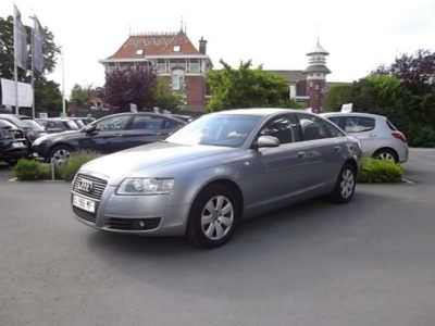 Audi A6 d'occasion (12/2006) disponible à Villeneuve d'Ascq