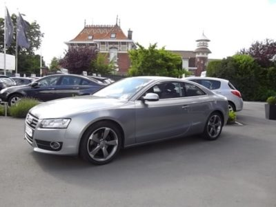 Audi A5 d'occasion (11/2009) disponible à Villeneuve d'Ascq