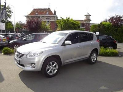 Toyota RAV4 d'occasion (07/2010) en vente à Villeneuve d'Ascq