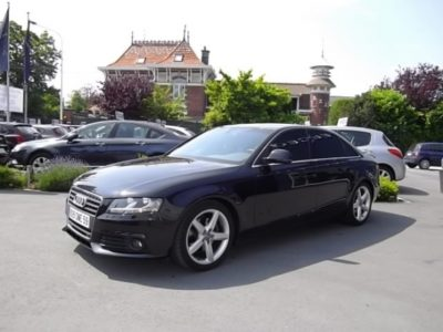 Audi A4 d'occasion (04/2008) disponible à Villeneuve d'Ascq
