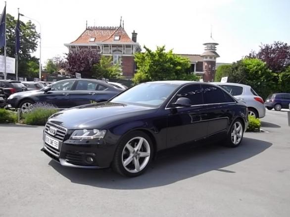 Audi A4 d'occasion (04/2008) disponible à Villeneuve d'Ascq