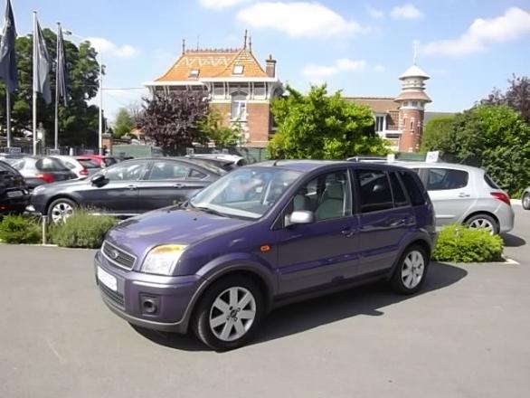 Ford FUSION d'occasion (01/2006) disponible à Villeneuve d'Ascq