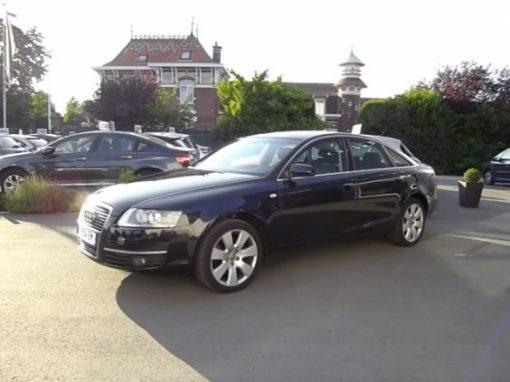 Audi A6 d'occasion (08/2007) disponible à Villeneuve d'Ascq
