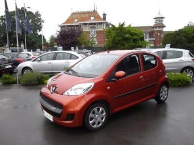Peugeot 107 d'occasion (05/2009) en vente à Villeneuve d'Ascq