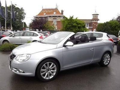 Volkswagen EOS d'occasion (12/2009) disponible à Villeneuve d'Ascq