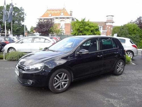 Volkswagen GOLF VI d'occasion (03/2010) en vente à Villeneuve d'Ascq