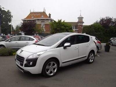 Peugeot 3008 d'occasion (04/2012) disponible à Villeneuve d'Ascq