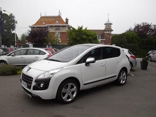 Peugeot 3008 d'occasion (04/2012) disponible à Villeneuve d'Ascq