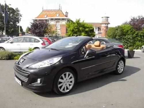 Peugeot 207 CC d'occasion (10/2010) disponible à Villeneuve d'Ascq