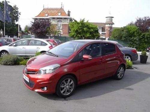 Toyota YARIS d'occasion (12/2011) en vente à Villeneuve d'Ascq