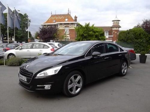 Peugeot 508 d'occasion (04/2011) en vente à Villeneuve d'Ascq