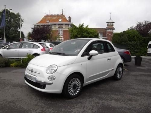 Fiat 500 d'occasion (06/2010) disponible à Villeneuve d'Ascq