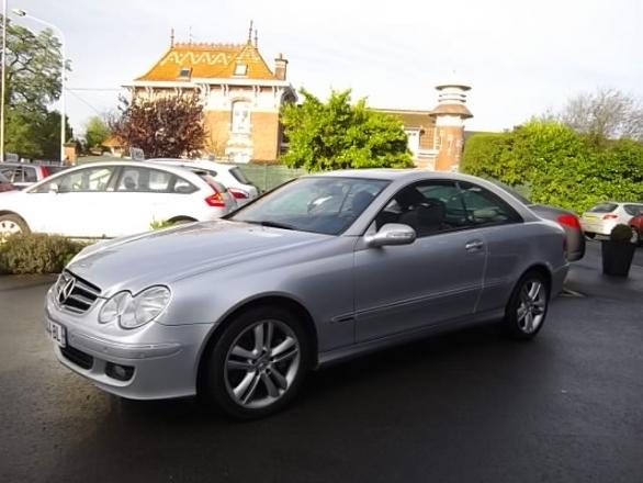 Mercedes CLK d'occasion (02/2007) disponible à Villeneuve d'Ascq